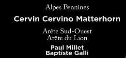 Cervin arete lion